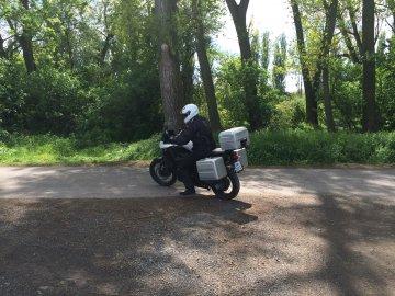 041: Honda Crosstourer - v jiné dimenzi