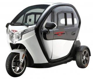 02: Elektrický Velorex v podání Motoscoot
