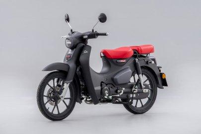 02: Honda Super Cub