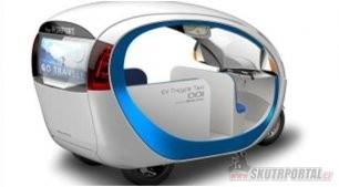 02: Terra Motors E-Trike