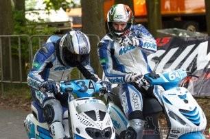 014: Mezinárodní přebor MiniGP, Mini moto, Skútr – Písek 12. 5. 2013