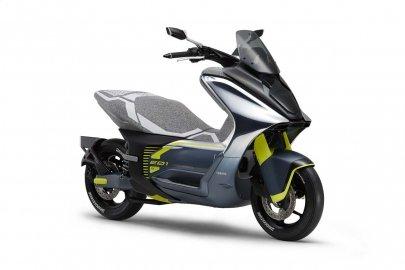 Yamaha concept E01