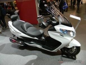 029: intermot 2012 - suzuki burgman 400