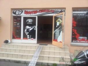 """011: """"ninja"""" mezi skútry - kawasaki j300"""
