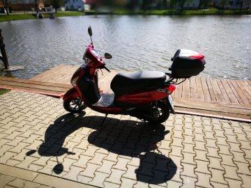 022: Yamaha D'elight 125 - malý skútr s velkou duší