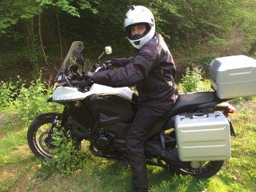 032: Honda Crosstourer - v jiné dimenzi