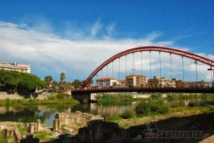 009: Moto Cesta 2012 na skok, do Španělska....
