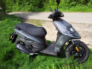 029: piaggio typhoon vs kymco super 8
