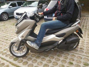 044: Yamaha NMax 125