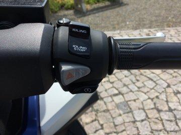 022: Honda Forza 125