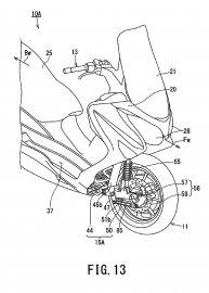 02: Hybridní skútr od Suzuki?