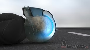 ThermaHelm: helma, která zachraňuje životy