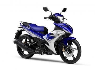 03: Yamaha Exciter T150