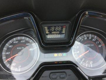 025: Honda Forza 125
