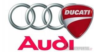 Audi na 2 kolech
