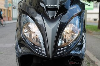 054: Kymco Xciting 400i ABS