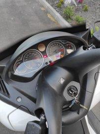 016: Honda SW-T 400