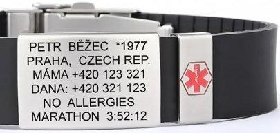 06: BodyID - identifikační náramek