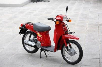 03: Původní model SH50 (1984)