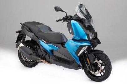 010: BMW C400X