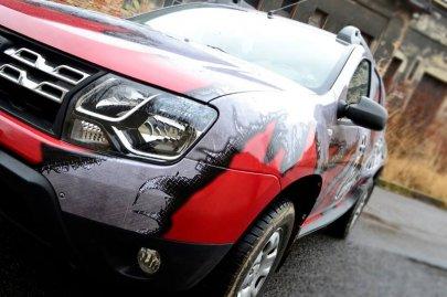 "005: Dacia Duster by ""SKÚTRPORTÁL"""