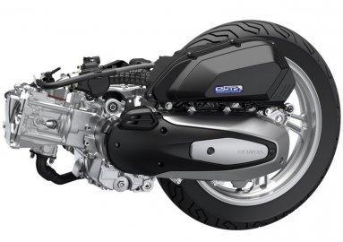 06: HONDA SH125i modelový rok 2020