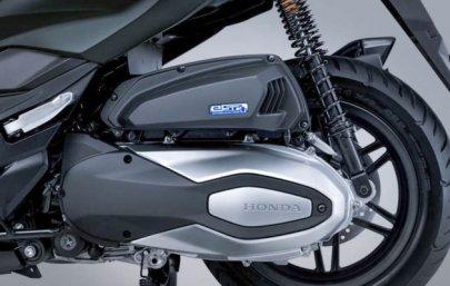 07: Honda Forza 350