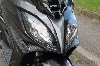 055: Kymco Xciting 400i ABS