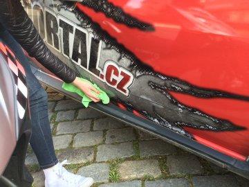 06: Eco Clean & Shine - Ekologická Autokosmetika