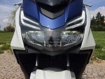 027: Honda Forza 125