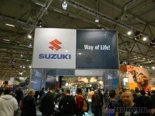 012: intermot 2012 - suzuki