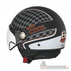 SPEEDS nabízí novou kompaktní jet helmu s příhodným názvem COOL!