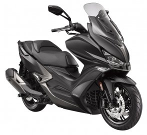 02: Kymco Xciting S 400i ABS