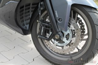 020: Kymco Xciting 400i ABS