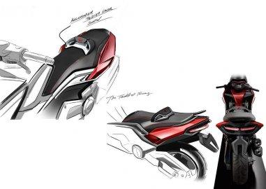 001: Kymco K50 Concept