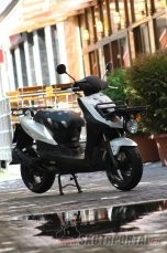013: kymco agility carry 50