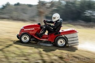 012: Honda Mean Mower