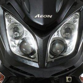 014: AEON ELITE 125 ccm
