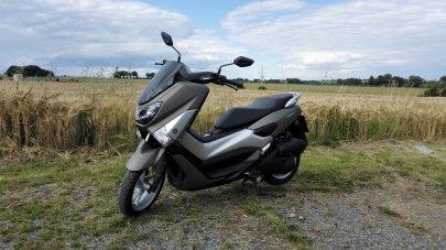 002: Yamaha NMax aneb rok poté ...