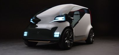 "05: Honda ""Cooperative Mobility Ecosystem"""