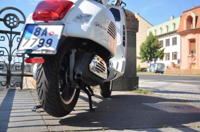 020: Vespa GTS 300 Super ABS