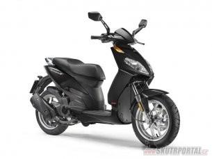 08: aprilia sportcity one 125