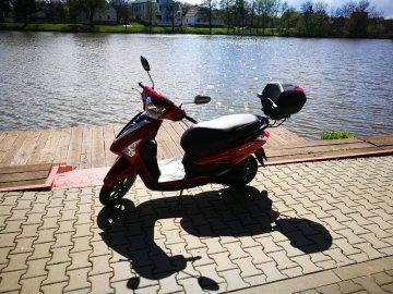 023: Yamaha D'elight 125 - malý skútr s velkou duší