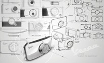 vespa fotoaparát