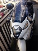 honda silver wing 600