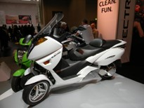 intermot 2012 - vectrix