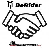 BeRider – sdílené elektrické skútry