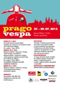 Prago Vespa 2012