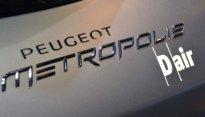 Airbag ve světě skútrů - Peugeot Metropolis 400 D-air