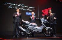 Honda představila novou Forzu 350